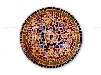 Журнальный столик мозаика Элиза_1 d50 купить