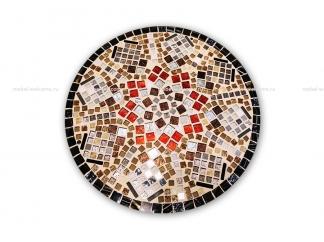 Журнальный столик мозаика Элиза_8 d50