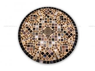 Журнальный столик мозаика Элиза_9 d50 купить