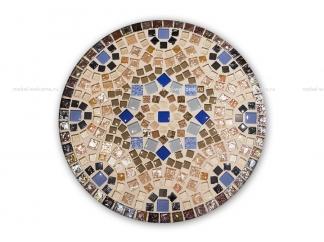 Круглая столешница мозаика Эрика_12 d40 купить