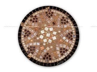 Столик круглый мозаичный Эрика_17 d40 купить