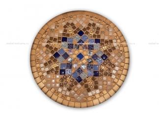 Журнальный стол мозаика Эрика_18 d40 купить