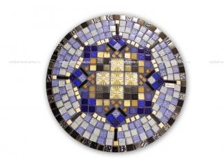 Журнальный стол с мозаикой Пикассо_6 d50