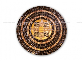Журнальный стол с мозаикой Пикассо_7 d50