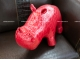 Мини-Бегемот (Красный)