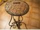 Столик с мозаикой Пикассо_8 d50 купить