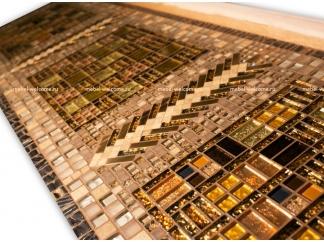Стол из мозаики Ремих_1 190*50см