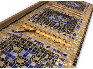 Стол из мозаики Ремих_2 194*60см