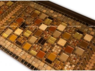Стол из мозаики Ремих_5 210*50см