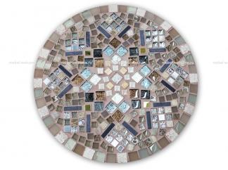 Журнальный стол мозаика Эрика_27 d40