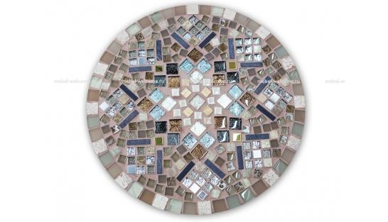 Журнальный стол мозаика Эрика_27 d40 купить