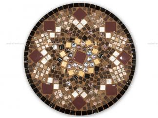 Журнальный столик мозаика Элиза_6 d50 купить