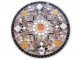 Кованый столик с мозаикой Золотая лихорадка_21 d50 купить