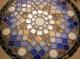 Стол с мозаичной столешницей Эрика_33 d40 купить