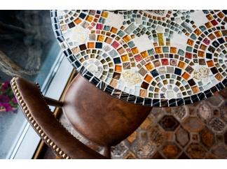 Cтол мозаика