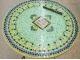 Стол обеденный с мозаикой Каприз_10 d50 купить