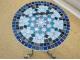 Стол круглый мозаичный Эрика_37 d40 купить