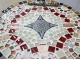 Мозаичный стол Эрика_14 d40 купить