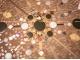Стол с мозаичной столешницей Пикассо_8 D70см купить
