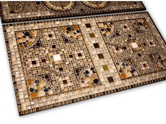 Стол декорированный мозаикой Ремих_11 130*70см