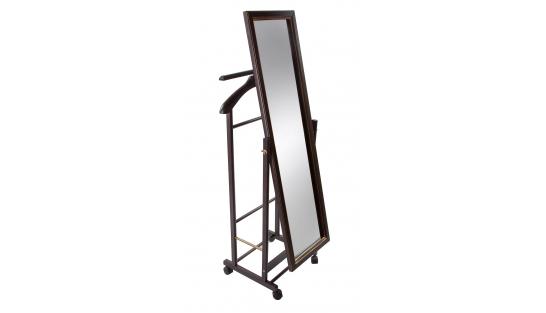 Вешалка-зеркало ВЗ Венге купить