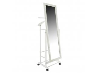 Вешалка-зеркало ВЗ Белая