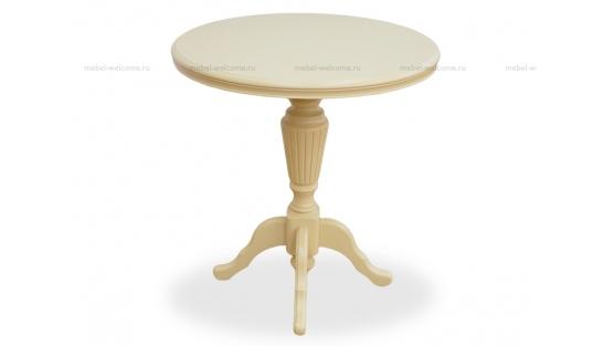 Чайный столик 60см Слоновая кость купить