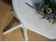 Стол с плиткой Руан 116/70, молочный купить
