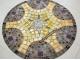 Столик с мозаикой Венский кофе_17 d50 купить