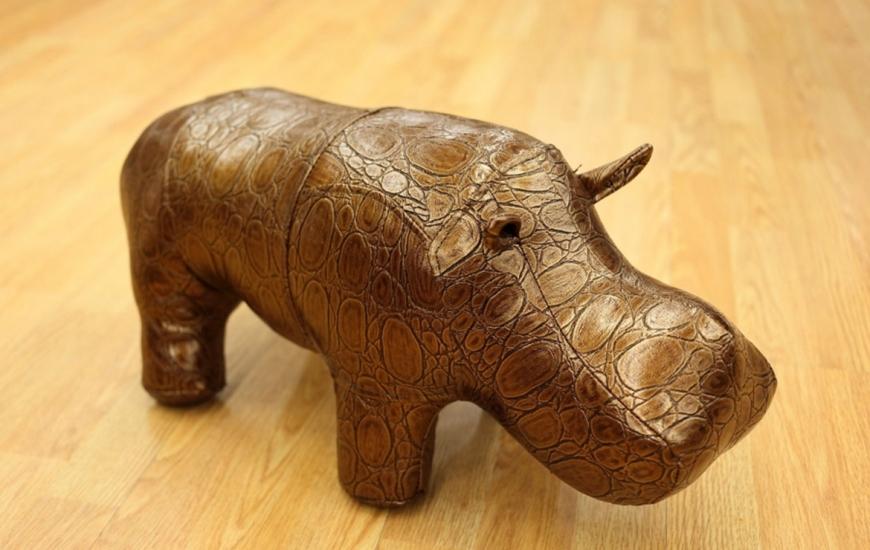 Пуфики-Бегемоты