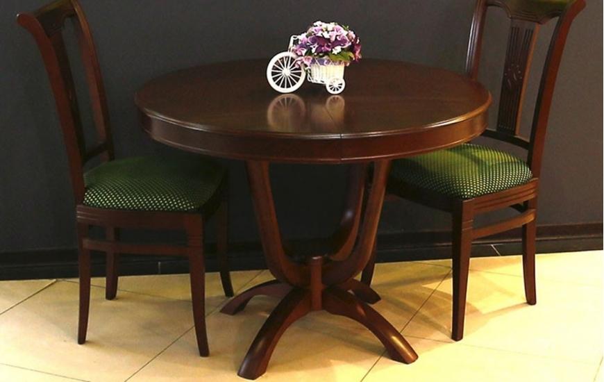 Столы со шпоном